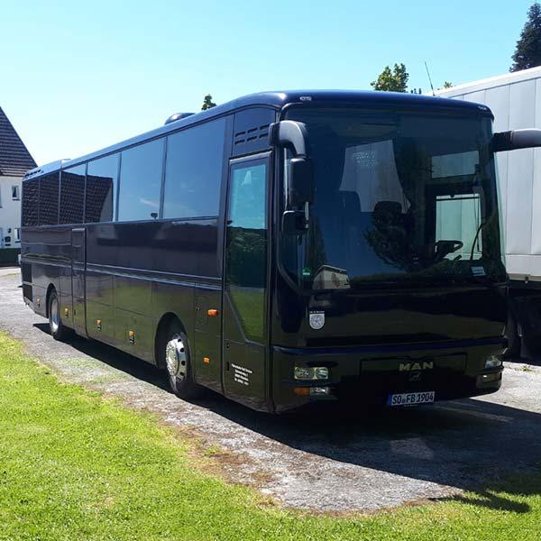 Reisebus Behme Warstein